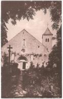 Dépt 52 - MONTSAUGEON - Ancienne Chapelle Des Comtes De Montsaugeon - (cimetière) - France