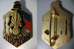 LÉGION ÉTRANGÈRE - 6°RÉGIMENT ÉTRANGER DE GÉNIE - Badges & Ribbons