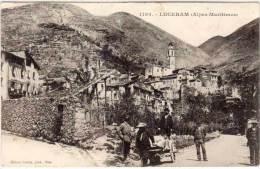 LUCERAM  -Attelage Humain.... (68360) - Lucéram