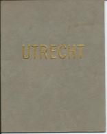 Publicité COMPAGNIE D'ASSURANCES UTRECHT (Succursales BRUXELLES/COPENHAGUE/PARI S/LYON/ESBEEK) Ancien Document - Unclassified