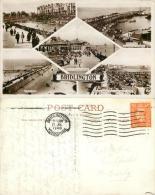 Bridlington, Yorkshire Postcard Posted 1948 Stamp RP - England