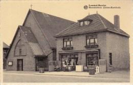 Lommel-Barrier.  -   Handelshuis  Gielen-Kerkhofs;  Prachtige En Zeldzame Kaart - Lommel