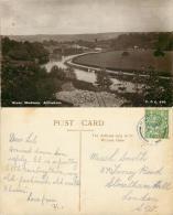 River Medway, Allington, Kent Postcard 1914 Stamp RP - Autres