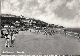 1956 GROTTAMMARE SPIAGGIA FG V SEE 2 SCANS ANIMATA - Altre Città