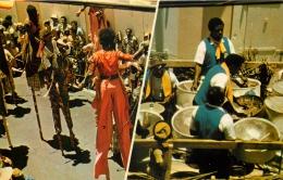 Carnival Time, US Virgin Islands, West Indies Postcard - Jungferninseln, Amerik.