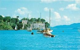 Fort De France, Martinique, West Indies Postcard - Antilles