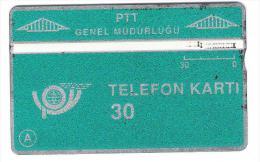 Türkei - Turkey - TR-LG-18m - LANDIS & GYR - L&G - 109B - Turquie