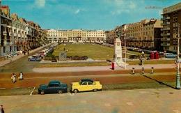 Regency Square, Brighton, Sussex Postcard Wardell - Brighton
