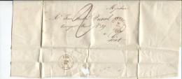 LSC C.Audenarde 21/11/1943 Taxé 2 V.Gent C.d'arrivée PR688 - 1830-1849 (Belgique Indépendante)