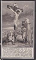 Doodsprentje (5915)  Lokeren - Sinay Sinaai - VERVAET / TAELMAN 1854 - 1927 - Images Religieuses