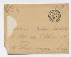 1940- FM-NANCY -E450 - France