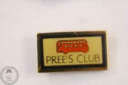 Pree´s Club - Bus Pin Badge #PLS - Transportes