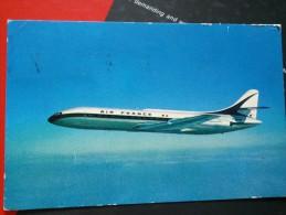 AVIATION - AIR FRANCE - CARAVELLE - 601 -
