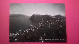 Capri - Panorama Dal Cesare Augusto - Napoli (Naples)