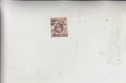 HONGKONG, 1907, Michel 91 - Used Stamps