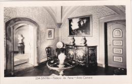 RP, Palacio Da Pena- Ante Camara, Small Sitting Room In Pena Palace, SINTRA, Portugal, 1920-1940s - Other
