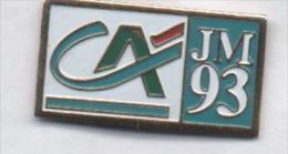 Banque Crédit Agricole , Jeux Méditerranéens De 1993 , Sport - Banken