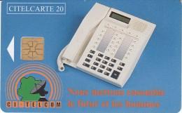 IVORY COAST - 19 - TELEPHONE - Costa D'Avorio