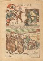 1 Page Pelerin 16 3 1930 Amnistie Caricature Anticommuniste - 1900 - 1949