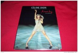 Celine Dion A New Day   2 DVD - Comédie Musicale