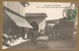 L'ARDECHE PITTORESQUE -- 1971 - LA LOUVESC - Source Saint François Règis - Voyagée1911 - La Louvesc