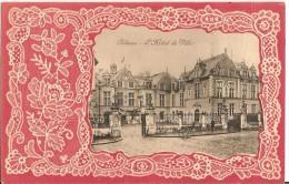 CPA -  ORLEANS - L'Hotel De Ville - Dentelle Gauffrée - - Orleans