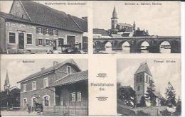 HERBITZHEIM  MULTI VUES  1914 - France