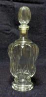 Bella Bottiglia Vintage Da Liquore In Vetro O Cristallo - Vetro & Cristallo