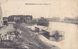 77 / TRILBARDOU / L ABREUVOIR / JOLI PLAN ANIME - Frankrijk