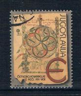 Jugoslawien 2001 Mi.Nr. 3036 Gestempelt - 1992-2003 Sozialistische Republik Jugoslawien