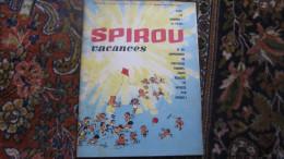 SPIROU 1211 Mini-récit Le Faux Schtroumpf Non Monté 19 Juin 1961 édition Belge Roba Franquin Schtroumpfs - Spirou Magazine
