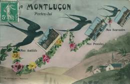 03  De  MONTLUCON   ,  Portez  -  Lui - Montlucon
