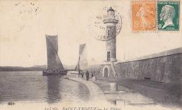 83 / SAINT TROPEZ / LE PHARE / ELD 1055B - Saint-Tropez