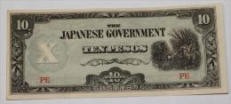 Billete Philippines 10 Pesos - Filipinas