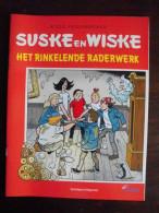 Suske En Wiske - Het Rinkelende Raderwerk (Standaard Uitgeverij I.s.m. Cera) - Sin Clasificación