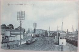 La Louvière. Intérieur De La Gare. - La Louviere