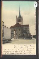 DISTRICT DE PAYERNE /// PAYERNE - L'ABBATIALE - TB - VD Vaud