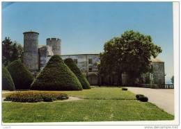 Le Château De  RAVEL - Environs De  LEZOUX - N° 227  . - France
