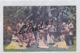 Tahiti:Musiciens Tahitiens - Tahiti