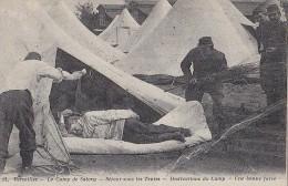 Militaria -  78 Versailles - Camp De Satory -  Farce - Manoeuvres