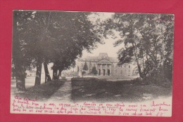 LUNEVILLE  //  Le Château Vue Des Bosquets  //  Boite Rurale G - Luneville