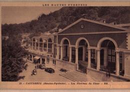 CAUTERETS-Les Thermes De Cesar-N23 - Cauterets