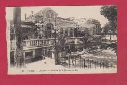 VICHY  //  Le Casino  - Un Coin De La Terrasse - Vichy