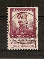 Nr. 122 Met Afstempeling Van ANTWERPEN  En In Zéér Goede Staat ! Inzet Aan 10 € ! - 1912 Pellens