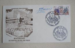"""Enveloppe  1er Jour """"Rattachement De Valenciennes Et Maubeuge  """" 30 .sept.1978 - 1970-1979"""