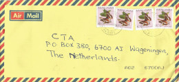 Malawi 2006 Cymothoe Butterfly Insect K10 Cover - Vlinders