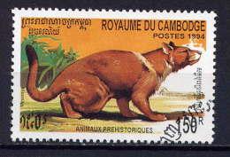 CAMBODGE - N° 1192° - FAUNE PREHISTORIQUE / MESONYX - Cambodge