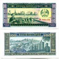 LAO LAOS 100 KIP 1979 FDS UNC - Laos
