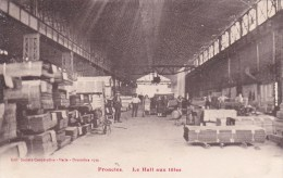 52 - FRONCLES - Le Hall Aux Tôles Avec Ouvrières Et Ouvriers - PAS COURANTE - Other Municipalities