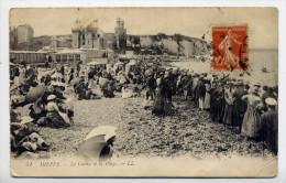 DIEPPE--Le Casino Et La Plage  (très Animée)  N°51 éd LL--Belle Carte - Dieppe
